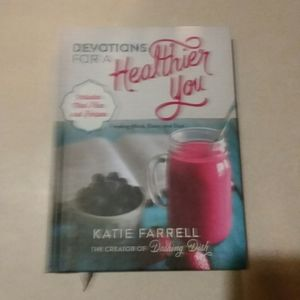 Devotions for a healthier you book